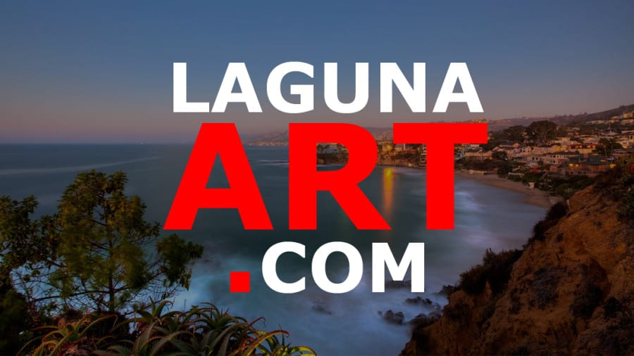 Shaun Thomas now featured on LagunaArt.com