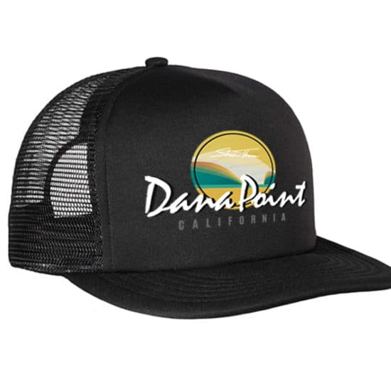 Dana Point hat, dana point apparel, San Clemente hat, Laguna Beach hat, Newport Beach surf hat, Surf, Surfing, Trucker Hat, Black trucker hat, surf trucker hat, surfing hat, billabong, quiksilver apparel, billabong apparel, Ripcurl hat, ripcurl apparel, Hurley, Hurley trucker hat, hurley apparel, Oneill Surf hat, RVCA hat